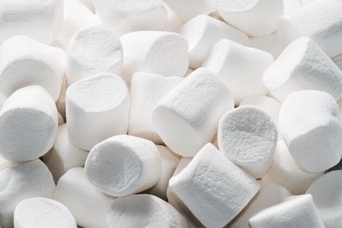 I'll eat a ton of marshmallows and drink tea to help my throat... I'll make my throat better by way of developing diabetes ... I really am gonna buy some marshmallows tho, they smell like heaven