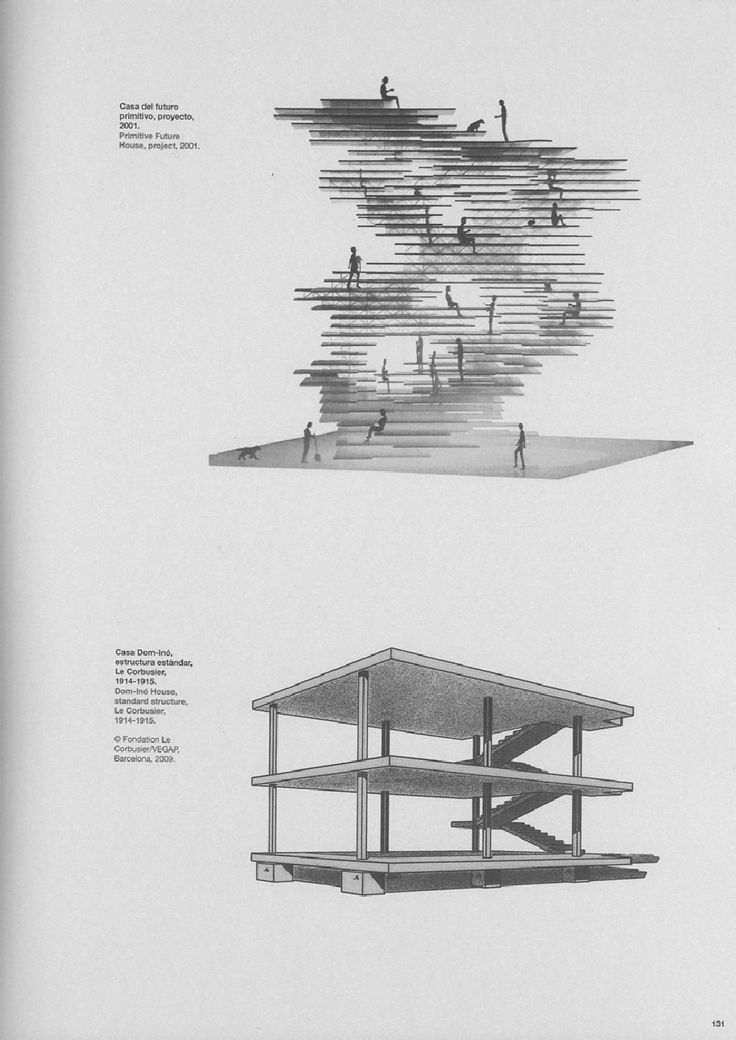 Sou Fujimoto Futuro Primitivo vs Le Corbusier