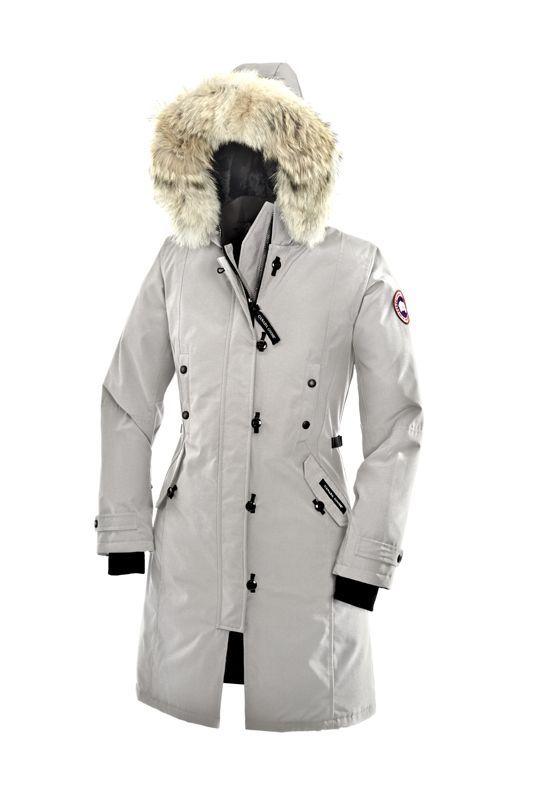 Montreal Winter Fashion - Canada Goose Parka