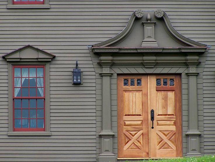 18 best Window pediment images on Pinterest Door entry Entryway
