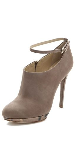 "Katie Couric's Shoe Picks — B Brian Atwood booties: ""I heart Brian"
