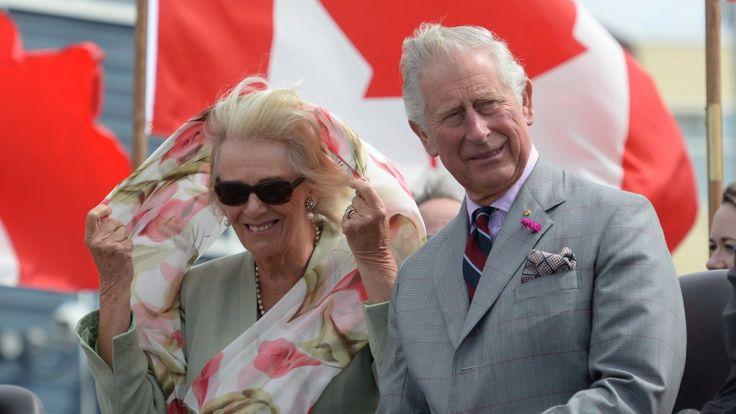 Royal visit: Prince Charles, Duchess of Cornwall in Canada | CTV News