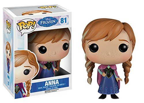 Frozen  Anna Disney POP Figure Toy 3 x 4in >>> Find out more about the great product at the image link.