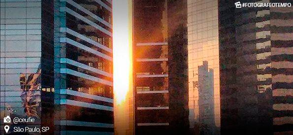 Calorão com horas contadas em São Paulo - Categoria - Notícias Climatempo