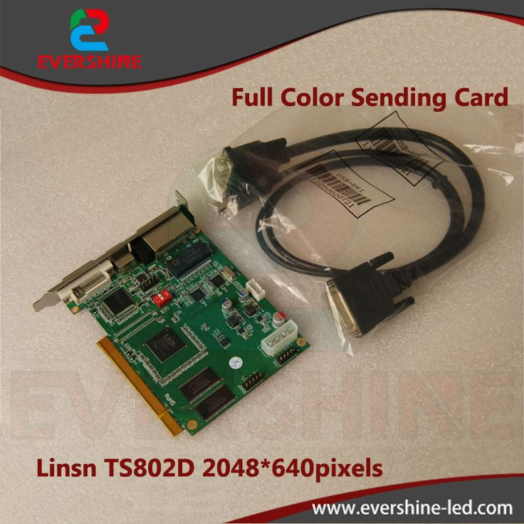 >> Click to Buy << Linsn ts802d full color led display sending card,rgb synchronous vedio sending card for led display screen #Affiliate