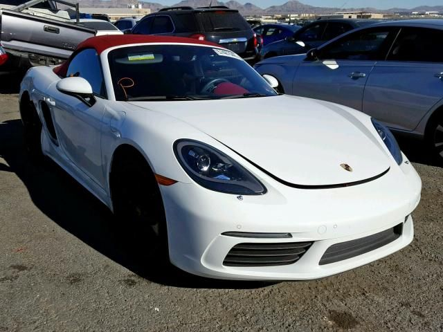 Salvage 2017 Porsche Boxster For Sale In New Jersey Auctioncars Carsforsale Salvagecars Salvagecarsforsale Porsche Boxster For Sale Porsche Boxster Porsche