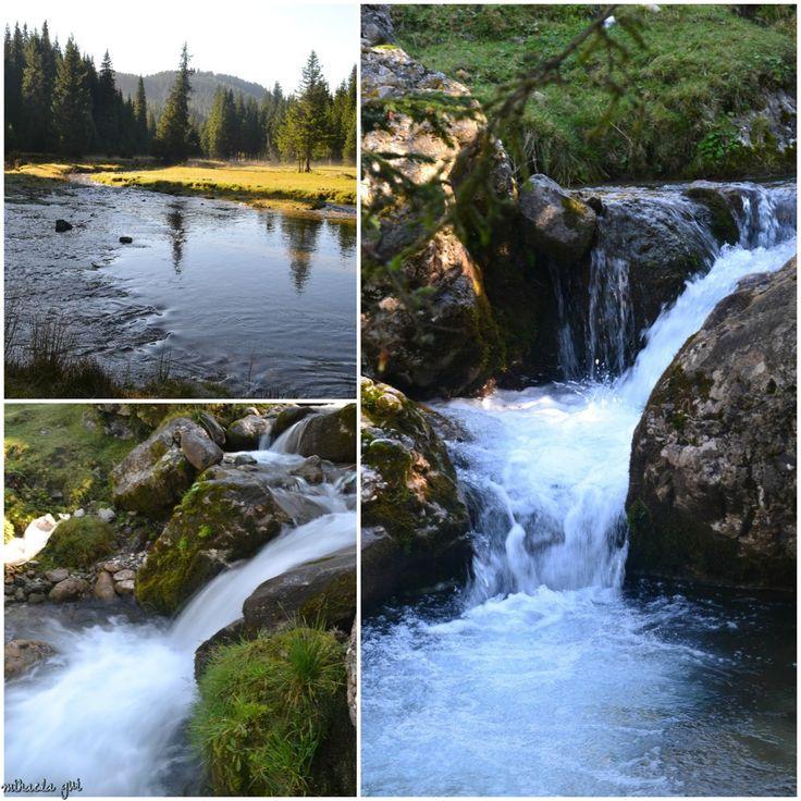 Zona de drumeție (Hiking Zone): Ziua mondială a munților curați (drumeţie din octombrie 2015) Hiking Romania Bucegi Drumul Granicerilor