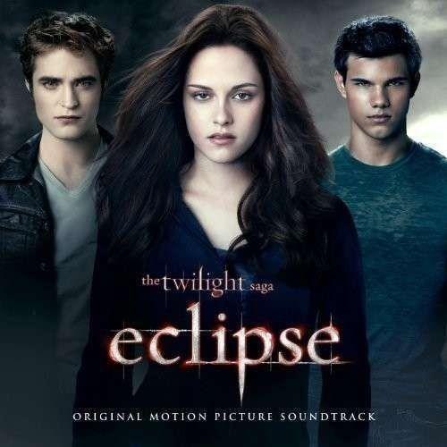 BSO The twilight saga: Eclipse (La saga crepúsculo: Eclipse) - 2010.
