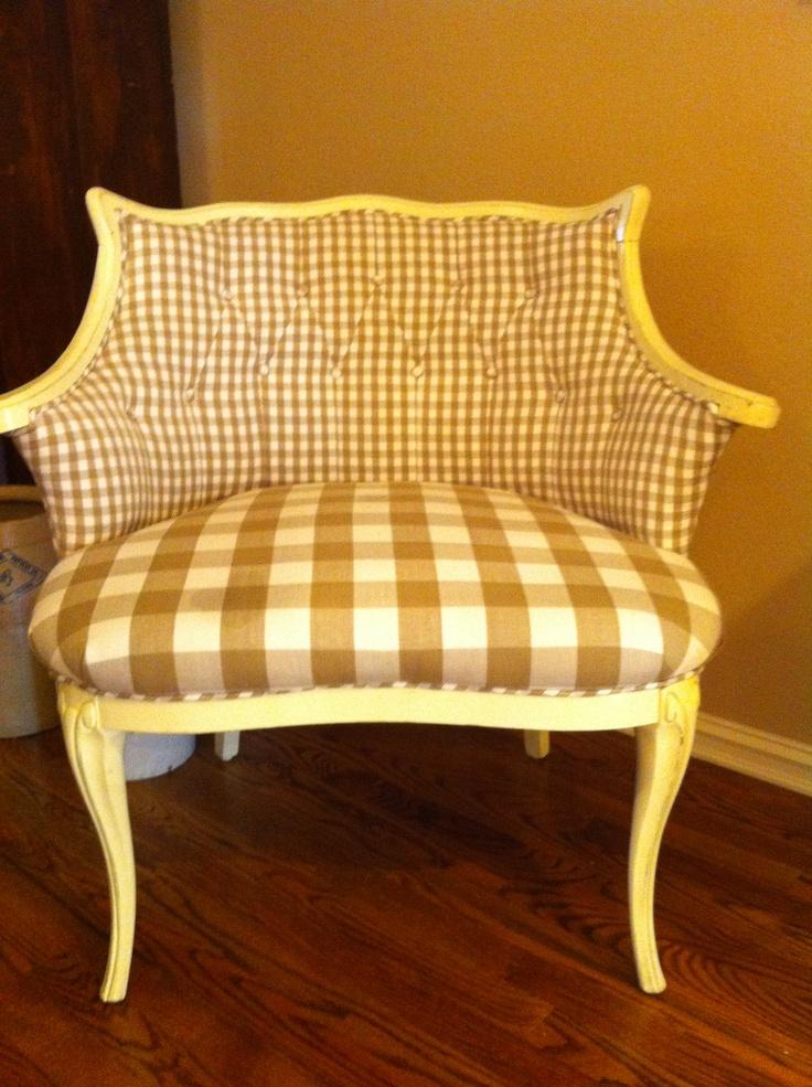 Appealing Orange Vanity Chair Gallery - Best image 3D home ...