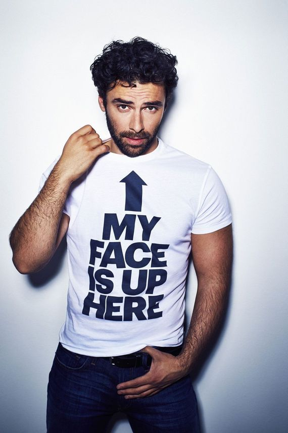 11 Incredibly Out of Context Quotes from Poldark's Aidan Turner.