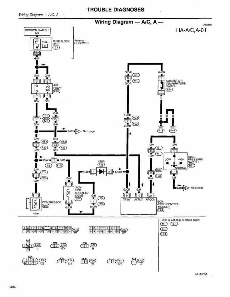 fig  wiring diagram - a  c  a