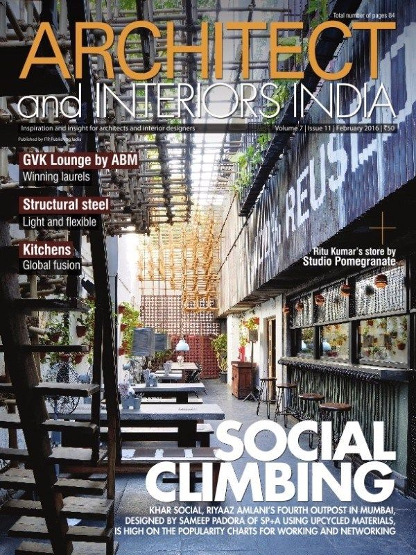 Architect Interiors February 2016 Issue