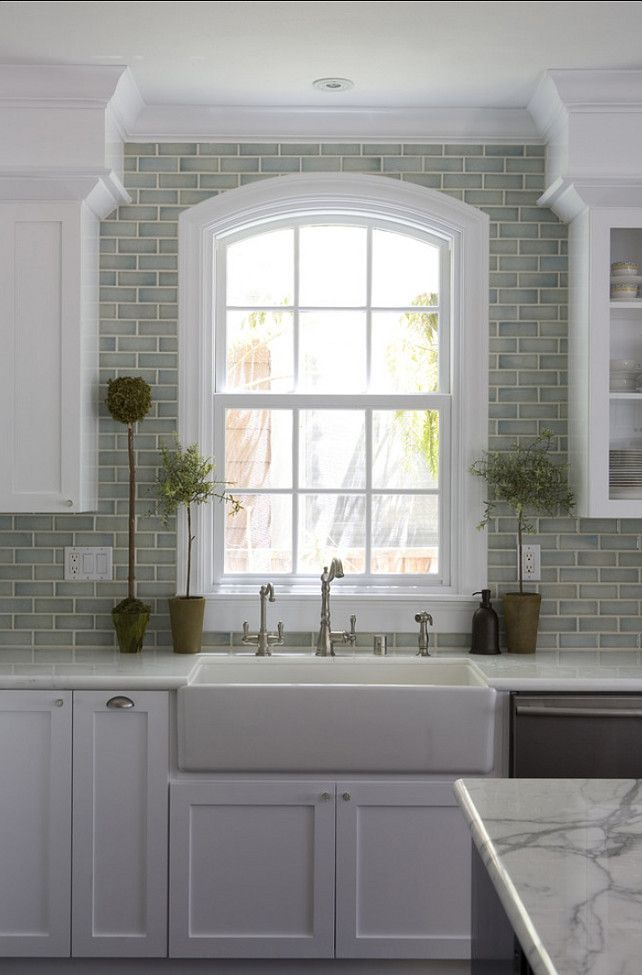 Subway Tile Backsplash. Great Subway Tile Backsplash Design. #SubwayTile #Backsplash