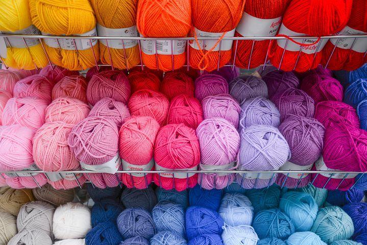Wool, Shop, Hobby, Craft, Store
