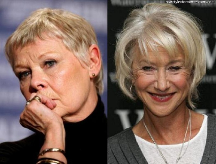 short hair for older women pictures images photos pictures 39