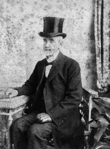 Portrait of Patrick O'Sullivan