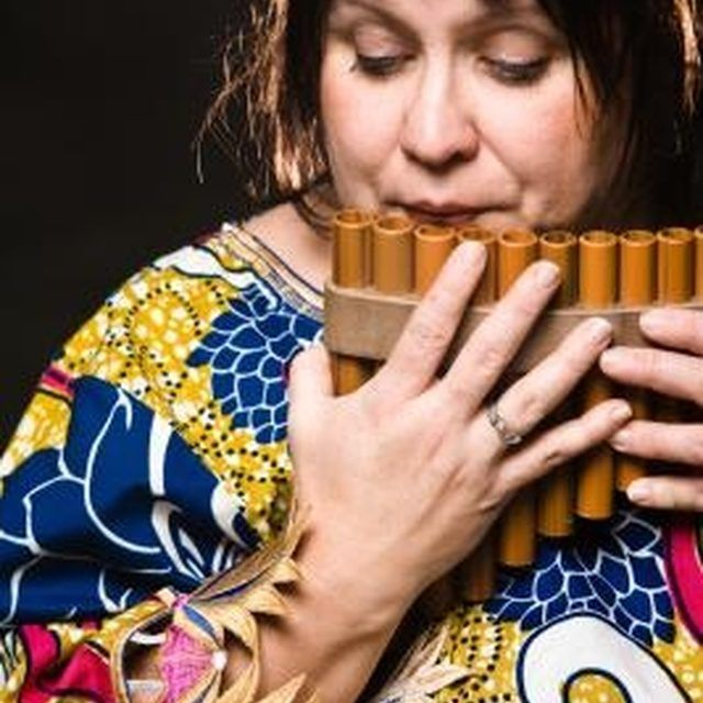 Pan flutes are vocal. espressive instruments capable of playing beautiful melodies. | Pan flute. Flute. Diy musical instruments