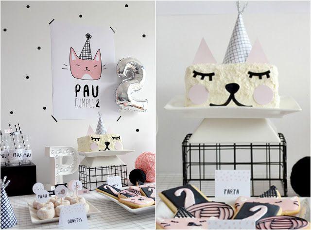 M s de 25 ideas incre bles sobre fiesta gatuna en El gato negro decoracion
