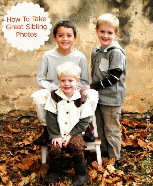 Tips for Great Sibling Holiday Photos #pattern anthology #siblingphotos…