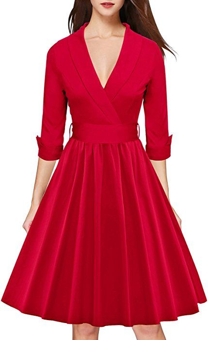 ff918069a79dd LUOUSE Mujer Vestidos de otoño abrigo sencillo clásico tipo
