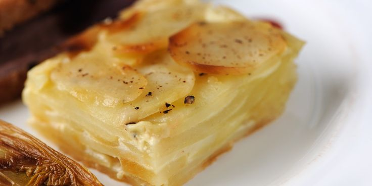 Josh Eggleton presents the ultimate potato dauphinoise recipe - as richly decadent as ever and makes a great side.