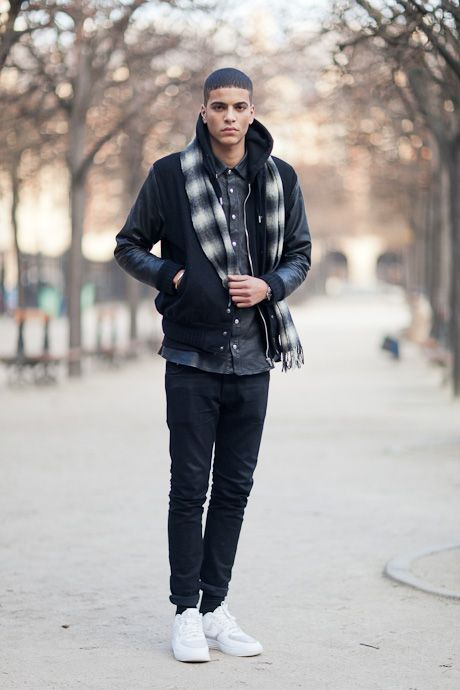 Paris Men's Fashion Week Fall 2013