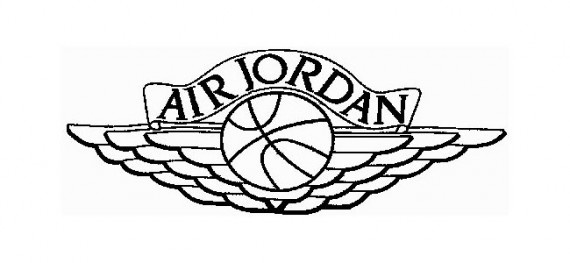Original Air Jordan Logo Sketch. | Tattoos | Pinterest | Logos Originals And Jordans