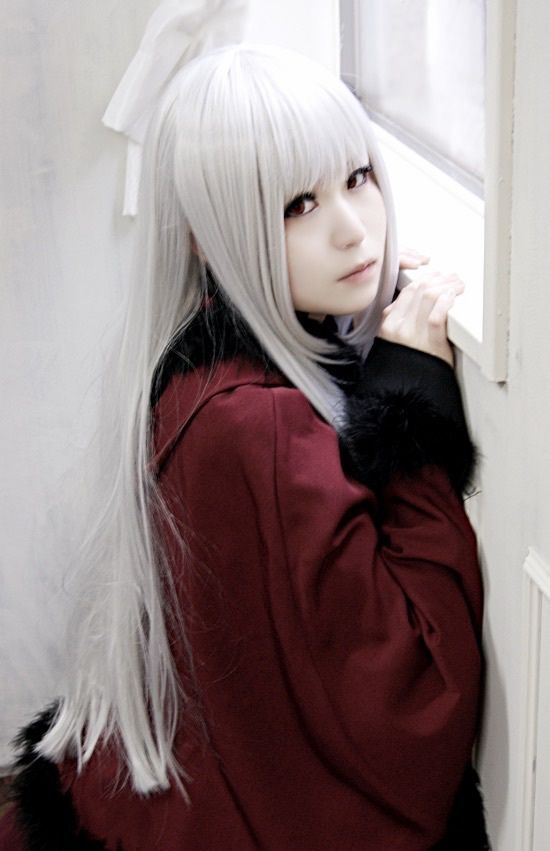 k anime cosplay: Anna Kushina (shito S Shiako(shiako) - WorldCosplay)