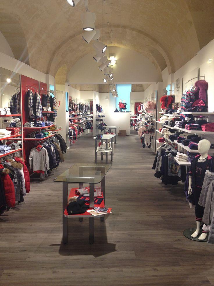 """La nuova sede del """"Quore"""" di Altamura (BA) in via Vittorio Veneto, 70 #quorestore #nuoveaperture #kidswear #abbigliamentobambino"""