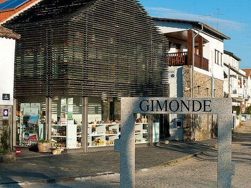 Entrada Casa da Mestra em #Gimonde #Bragança