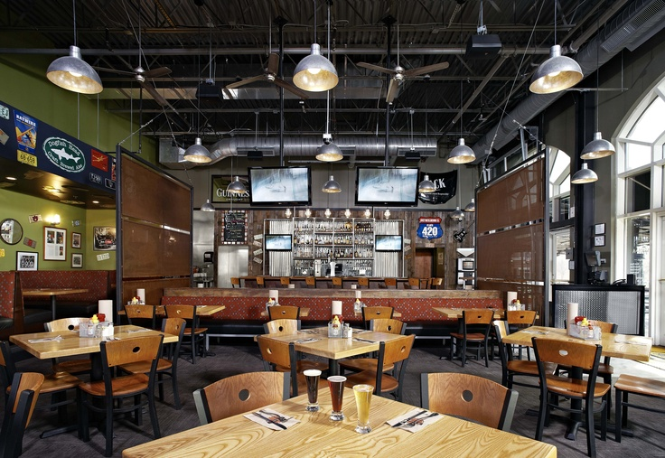 Bad Daddy's Burger Bar Multiple Locations Industrial