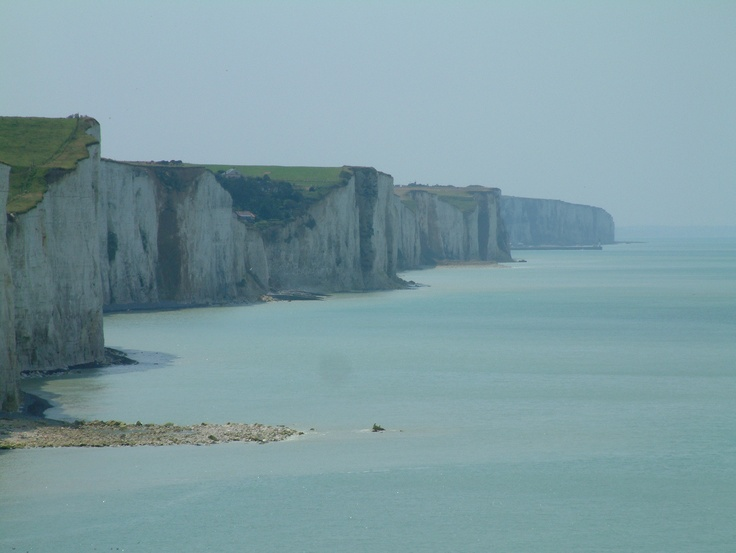 French coast - near St. Valery sur Somme