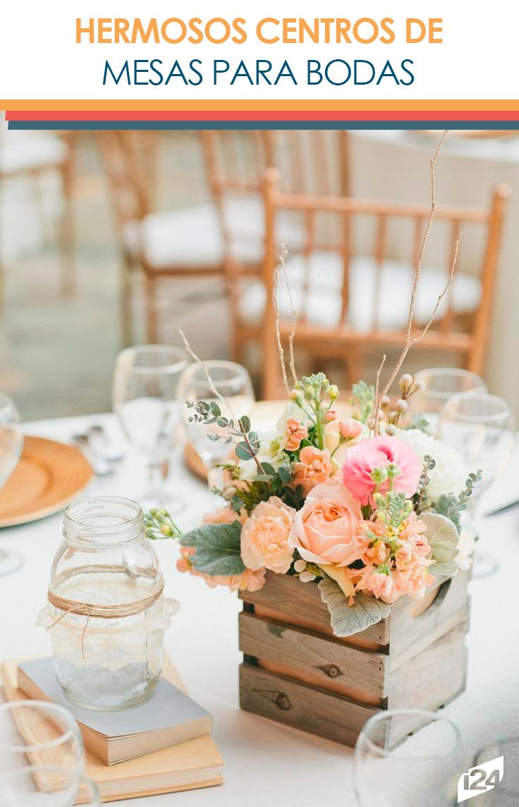 Trendy and Chic orange wedding party flowers best photo