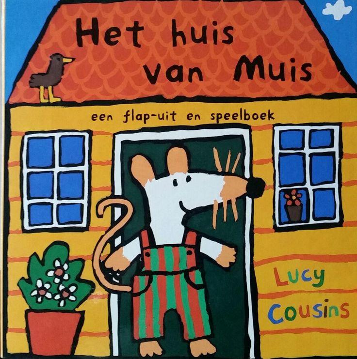 Prentenboek Het huis van Muis
