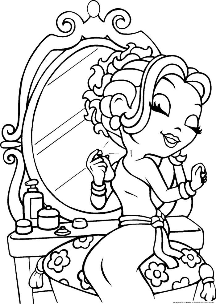 Lisa Frank Coloring Pages 14