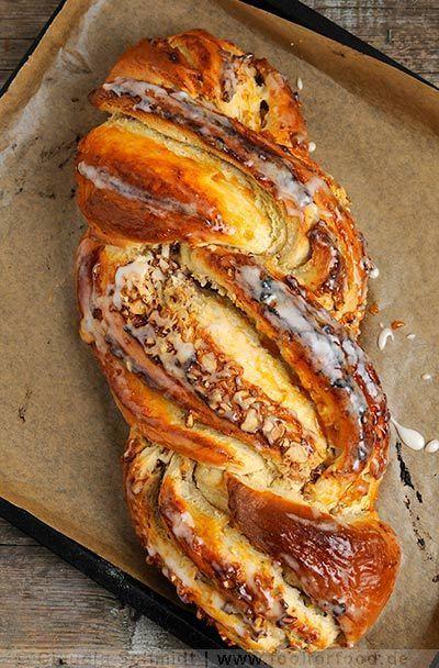 Rezept mit Bild für Osterzopf nach Mälzer - http://foolforfood.de