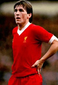 Kenny Dalglish, Liverpool FC legend.