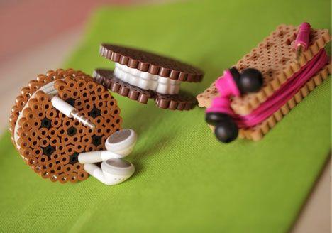 20 sjove og skønne ideer med hama perler