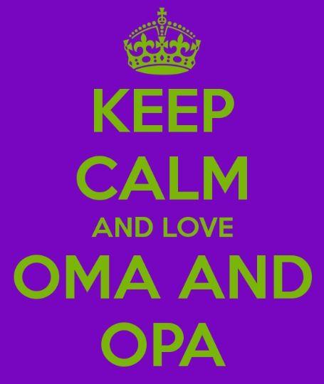 Love opa en oma http://babyboomersdiegenieten.blogspot.nl