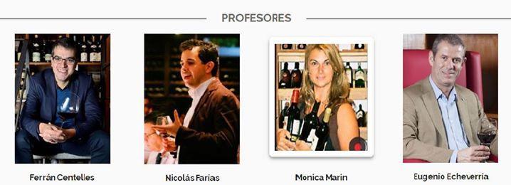 Buen Lunes! Hoy queremos presentarles los excelentes profesores que imparten los cursos de The Wine School Chile incluidos dos Diploma WSET (Wine & Spirit Education Trust) y una candidata a Master of Wine. Conoce más de ellos en: http://bit.ly/2zyKAgp