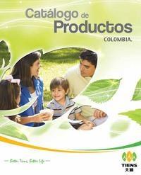 Catalogo de productos marca TIENS