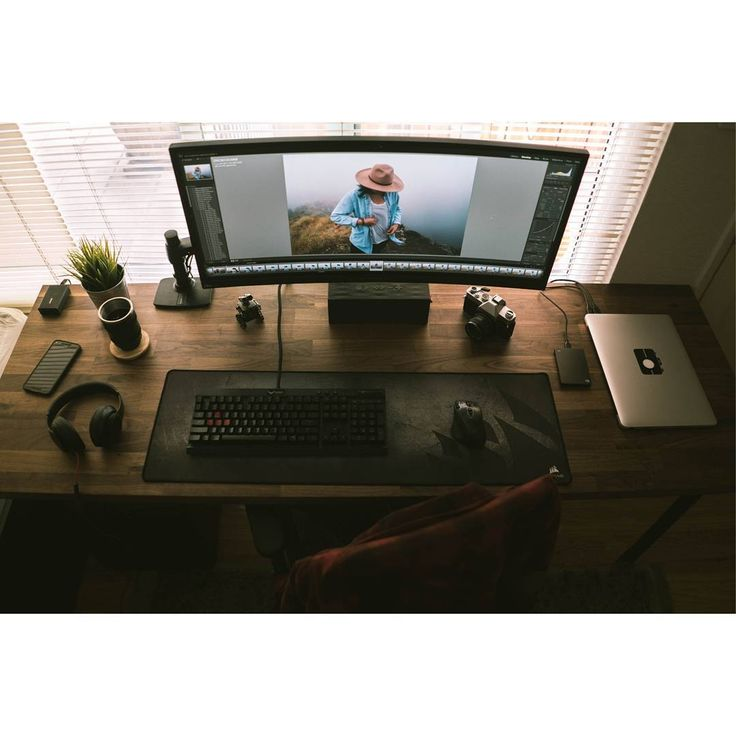Best 25 Desk Setup Ideas On Pinterest Gaming Desk Setup