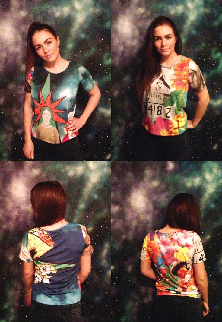 Rakel Blom T-shirt  North America & South America