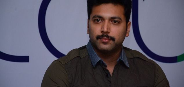 Jayam Ravi At Cabus - The Road to Smart Travel Launch
