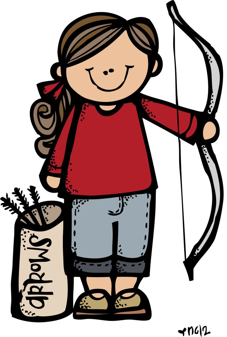 illustrating: Girls Camp Illustrations