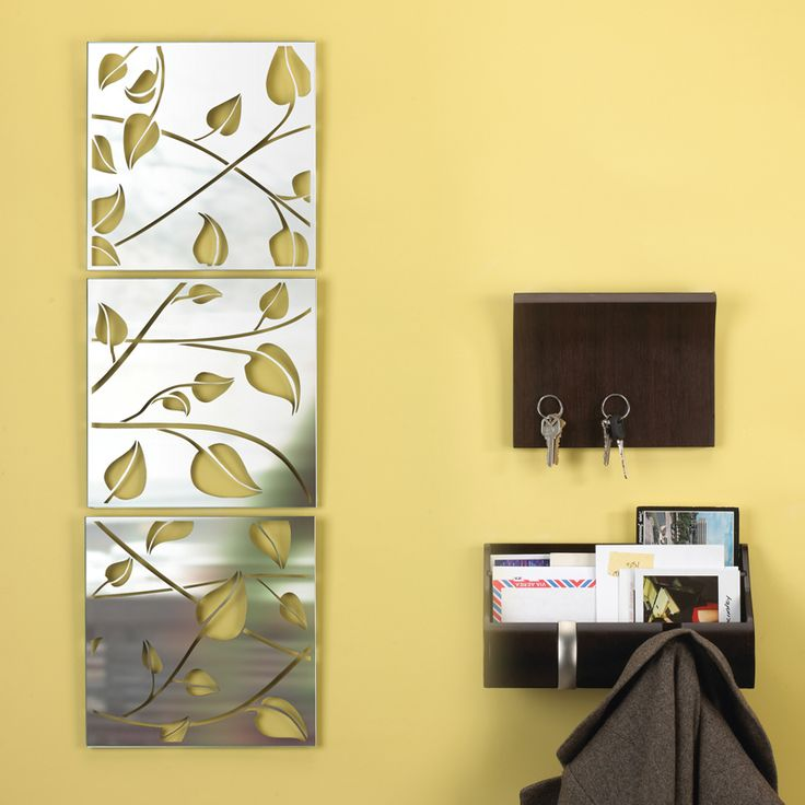 wall decor, mirrors, wall art, folla | Umbra.