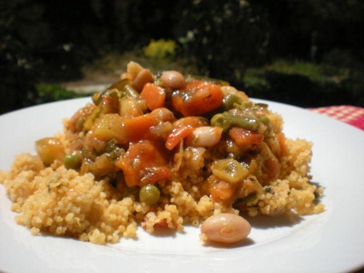 Ricetta Cous Cous Marocchino | SiciliaFan