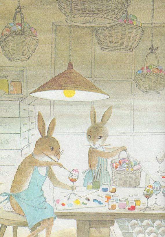 Illustrations, Adrienne Adam, Eggs Artists, Animales Art, Easter Eggs ...