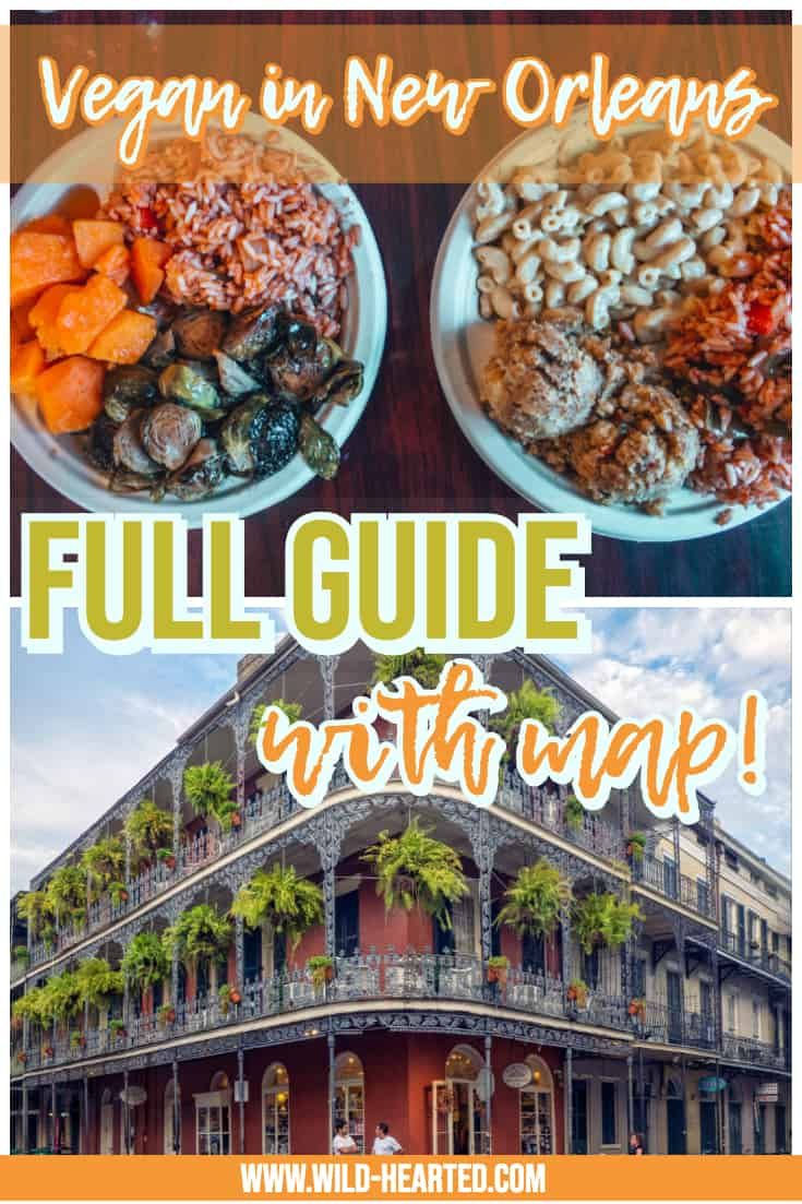 Looking For Vegan Food In New Orleans There Are Plenty Of Delicious And Amazing Options In The Crescent City For Ve In 2020 Soul Food Vegan Travel New Orleans Recipes