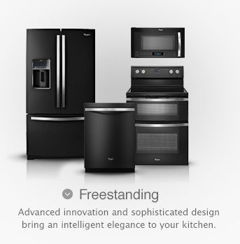 Black Ice 2016 Upgraded Black Appliances From Whirlpool